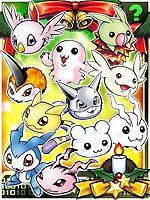 Nyaromon Evolution Chart Nyaromon Wikimon The 1 Digimon Wiki