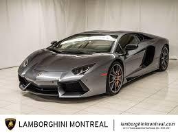 2014 Lamborghini Aventador for sale in Montréal - Lamborghini Montréal