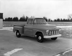 Truck chevy 1955 truck : 1955-'58 Chevy Cameo: The World's First Sport Truck? - Page 2