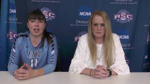 2017 Volleyball Championships - Head Coach Keely Peterson & Abby Weaver -  YouTube