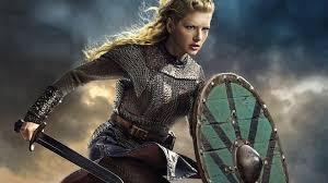 7 Věcí Které Nevíte O Seriálu Vikingové Lagertha Trénovala Bojová