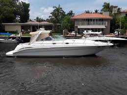 42 Sea Ray 2000 Fort Lauderdale Denison Yacht Sales