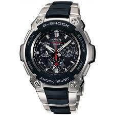 casio mens premium g shock watch mtg 1200 1aer david casio g shock premium mt g blk chono dial blk steel bclt