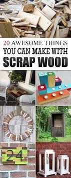 Best 25+ Wood projects ideas on Pinterest | Palete furniture ...