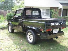 Purchase used 1982 SUZUKI SJ410K SAMURAI PICKUP TRUCK RARE in ...