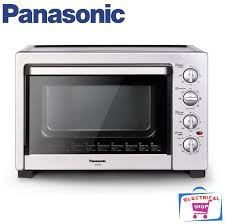 panasonic nbh3800ssk electric oven 38l 360 heat distribution
