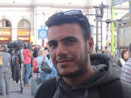 refugees in europe young fit and overwhelmingly male geller report ahmed has travelled overland from syria to budapest on his way to oslo