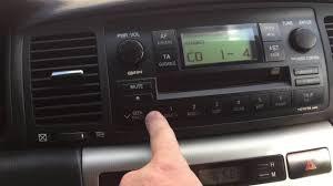<b>Toyota</b> Corolla e120- серия 10, в попытке сделать AUX в <b>магнитоле</b>.