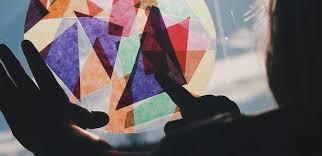 Diy Bunte Fensterbilder Aus Transparentpapier Einfach