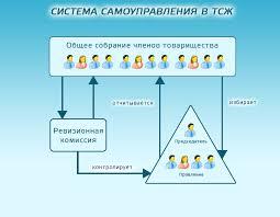 Мир информационно методический центр Система самоуправления в ТСЖ смотреть рисунок