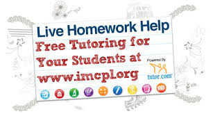 Live Homework Help The Indianapolis Public Library