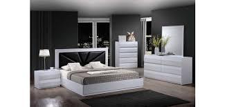 Modern White Bedroom Set | ModernFurniture Collection