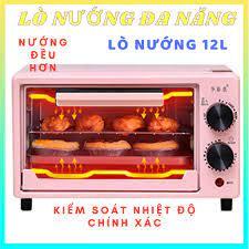 Lò Nướng Mini 12 Lít Đa Năng Rã Đông, Nướng Bánh, Nhỏ Gọn, Tiện Lợi  Jun.Home giá cạnh tranh