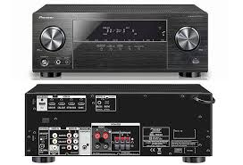 pioneer receiver. pioneer vsx-531 5.1 channel home theater receiver n