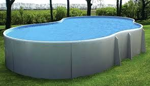 rectangle above ground swimming pool. Above Ground Pool Rectangle Free Form Swimming . S