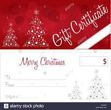 red christmas gift certificate stock photo royalty image red christmas gift certificate