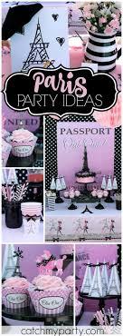 Paris Decorating 17 Best Ideas About Paris Party Decorations 2017 On Pinterest