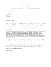 Sample Of Cover Letter Writing   Cover Letter Templates