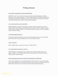 Simple Resume Format Pdf Fresh Professional Resume Template Pdf