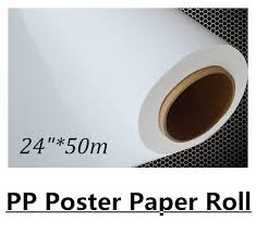 61cm waterpoof matte pp paper for pigment print w Papier ...
