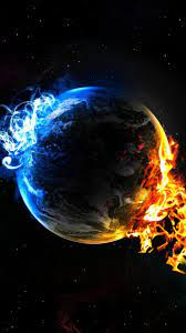 Free download Fire Earth Samsung Galaxy ...