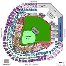 Globe Life Seating Chart Globe Life Park Tickets In Arlington Texas Globe Life Park