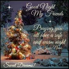 Religious Christmas Quotes Delectable Religious Christmas Time Good Night Quote Pictures Photos And