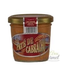Pate De Cabracho 120 Grs. Por Solo Muy Poco. | El Arca Gourmet