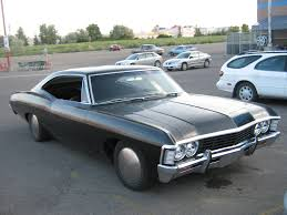 Chevrolet Impala 1967 Black wallpaper | 1024x768 | #31589
