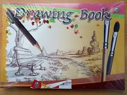 buku gambar drawing book a3 dodo murah ecer