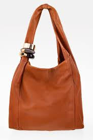 tan saba large leather hobo bag shoulder bags handbags bags starbags products starbags gr