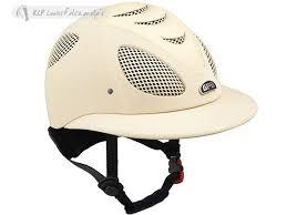 Gpa Polo Covered 2x Riding Helmet