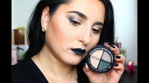 smashbox photo edit eye shadow trio day rate review swatch tutorial