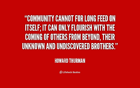 Quotes About Community And Service 40 Quotes Enchanting Quotes About Community