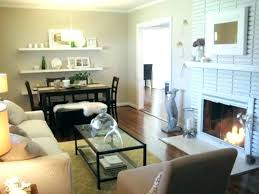 Living And Dining Room Combo Awesome Decoration
