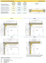 height of garage door standard garage door heights about remodel attractive home design style with standard height of garage door