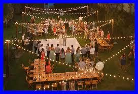 diy outdoor wedding lighting. DIY Wedding Diy Outdoor Lighting Ideas The Best For Tent Bistro H