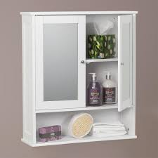 mirrored wall cabinet. Extraordinary Mirrored Bathroom Wall Cabinet Sanblasferry On T