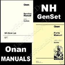 onan bfa genset service manual parts user 35 manuals for onan nh rv genset parts service manual 46 manuals