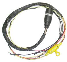 mercury wiring harness iboats com mercury marine 414 6233a2 cannon plug engine harness cdi electronics
