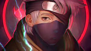 Anime Kakashi Wallpaper 4k