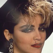 80s hair then and now madonna pop followme queen loveher rebelheart immadonna ghosttown