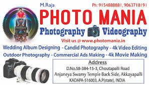PHOTOMANIA STUDIO Photos, Chemmumiapet, Kadapa- Pictures & Images ...