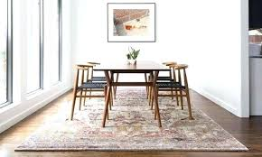 dining table rugs area rug under dining table size for round hallway rugs carpet blue room dining table