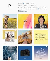 16 Instagram Feed Goals Examples + Ideas and Tips
