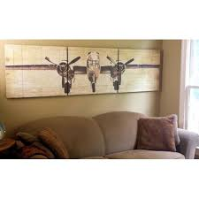 wall art design ideas traditional country aviation wall on airplane wall art metal with vintage airplane wall art metal biplane decoration treasury
