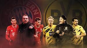 May 28, 2021 · erling haaland netted 53 goals in 56 games for borussia dortmund. Fc Bayern Gegen Borussia Dortmund Die Voraussichtlichen Aufstellungen Fussball News Sky Sport