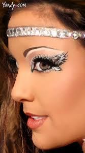 angelic eyes kit angel costume eye adhesive angel halo makeup