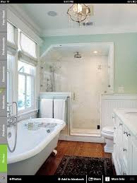 clawfoot tub bathroom ideas. Possible Bathroom Idea With A Shower \u0026 Clawfoot Tub Ideas