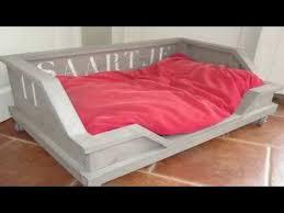 diy pallet dog bed diy upcycled pallet dog bed